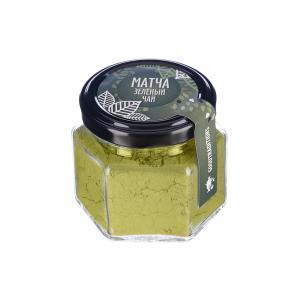 Зеленый чай матча, стекло, (50 г)