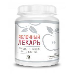 Яблочный лекарь (300 г)